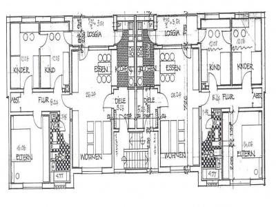 66482 Zweibrücken,4 Zimmer Zimmer,1 BadBäder,Wohnung,Billrothstr. 16,1029